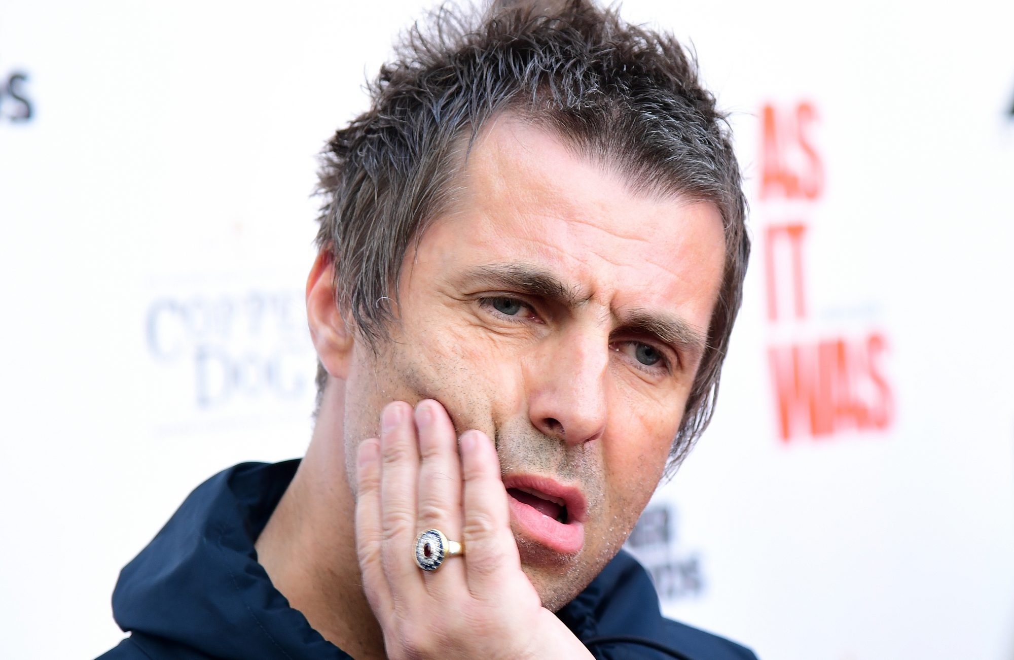 Liam Gallagher's Been Pontificating on Knife Crime - But ...