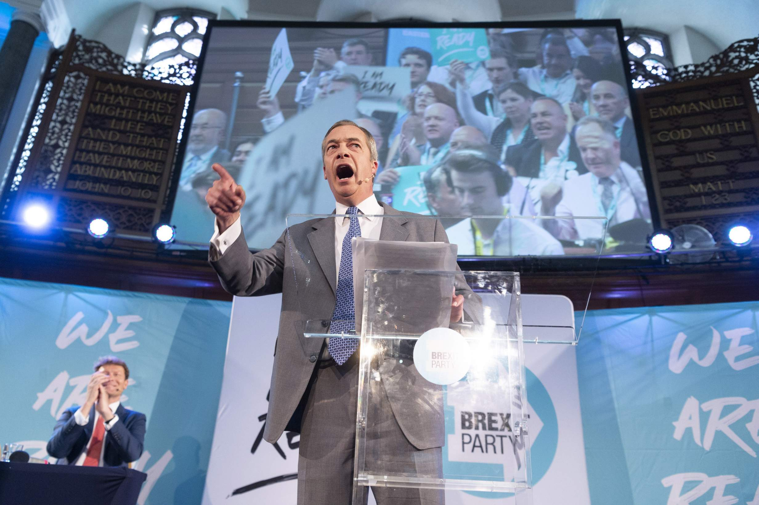 Brexit Party Paypal Investigation: Rampant Impermissible