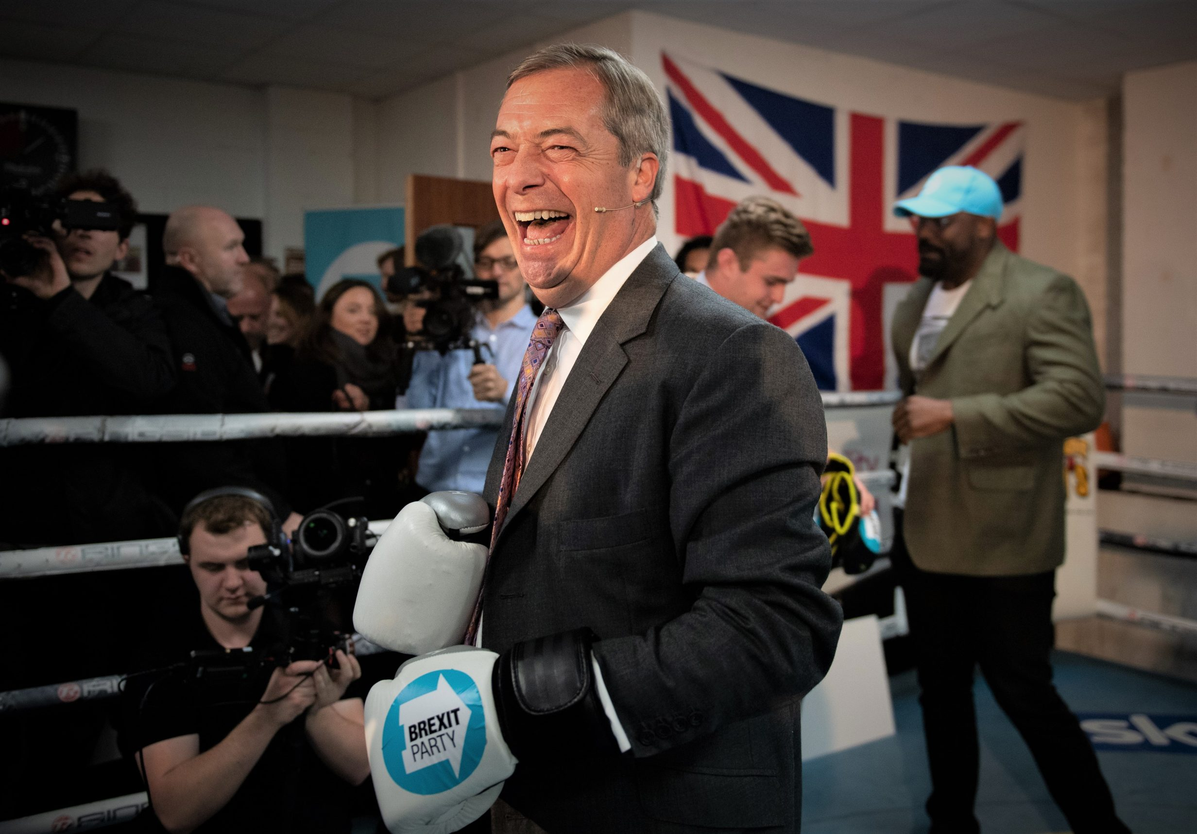 The Great Brexit Party Swindle – Byline Times