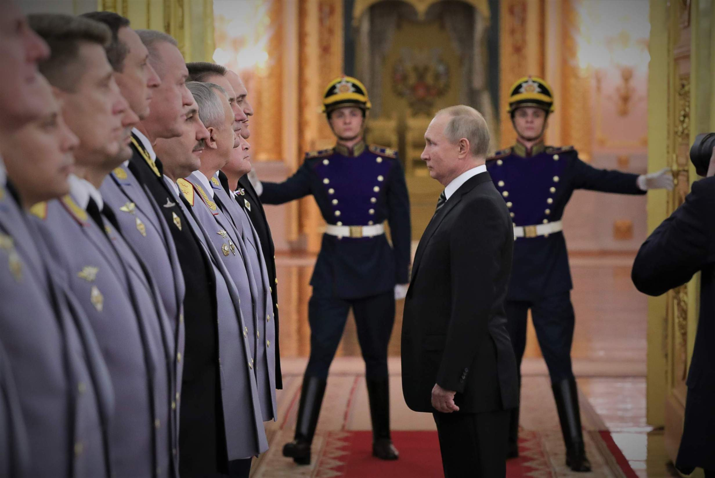 Corruption and Kompromat: Putin's New World Order – Byline Times