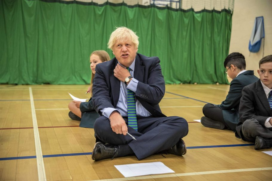 Boris Johnson: The Anti-Prime Minister – Byline Times